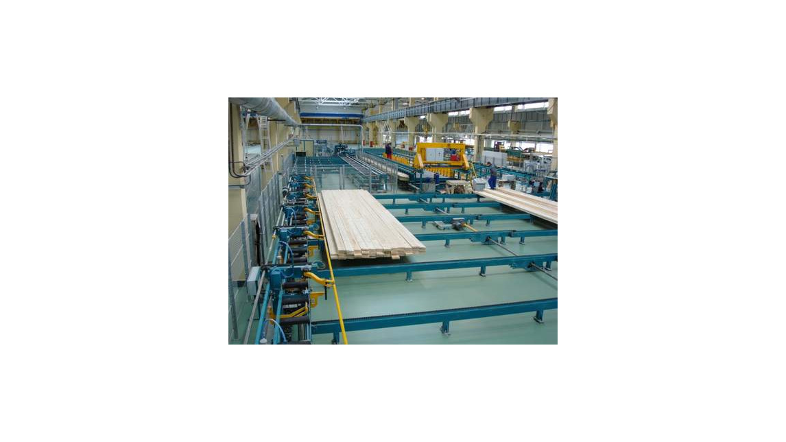 Logo Glulam production line