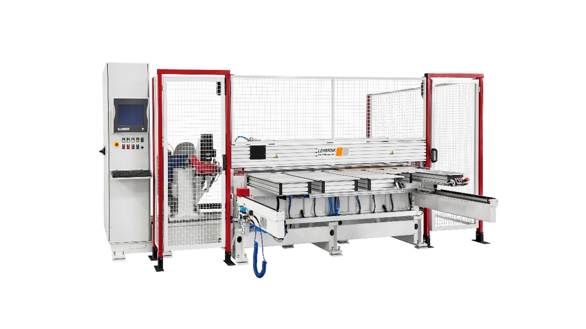 Logo Machines for foldable back panels