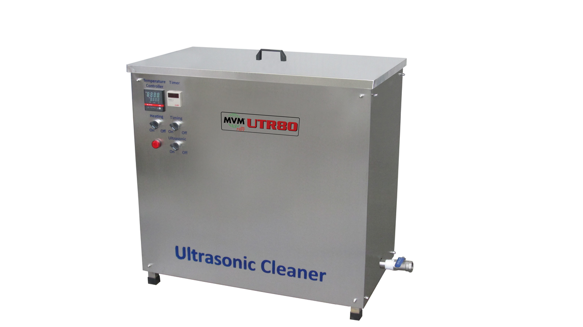 Logo UTR80 Ultrasonic washing maschine