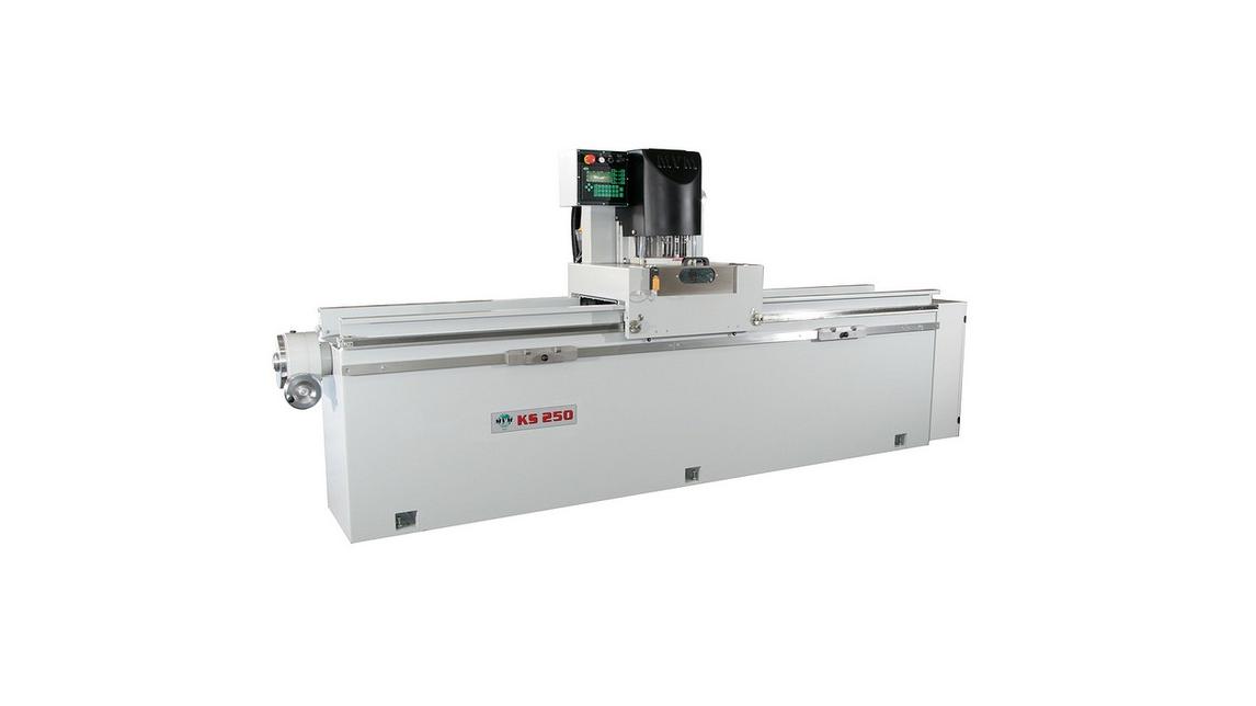 Logo KS 250 professional sharpening and grinding machine