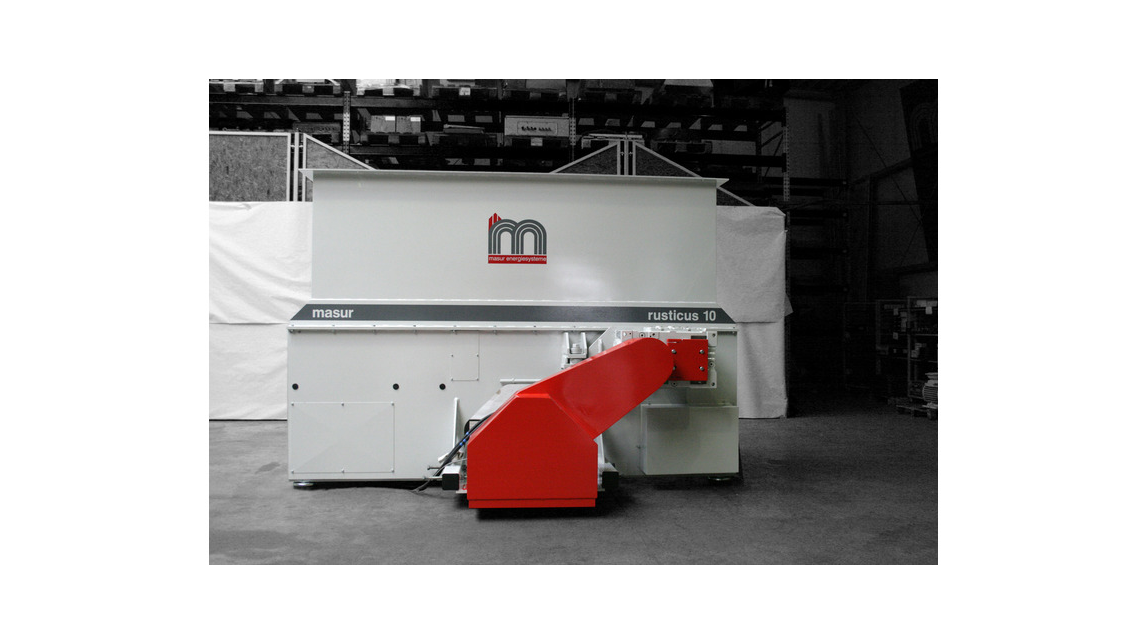 Logo Compact Chipping Machine