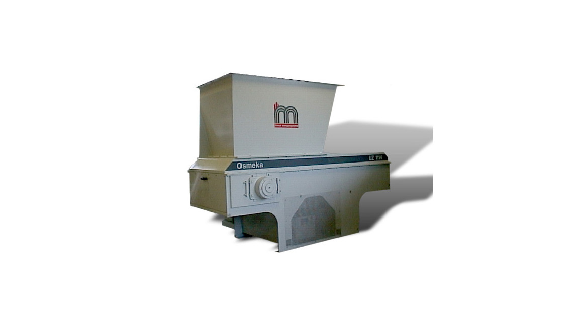 Logo Universal Chipping Machine