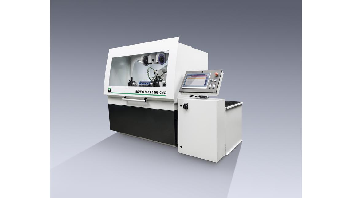 Logo Rondamat 1000 CNC