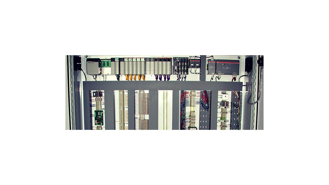 Logo Control Panels