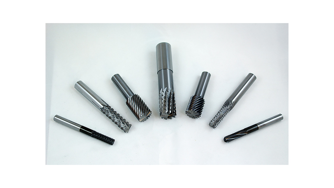 Logo Solid carbide router for NESTING