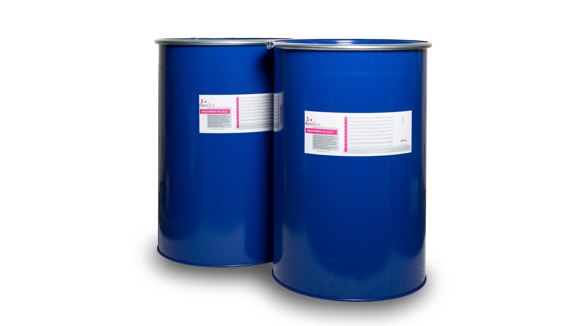 Logo Neoflex Adhesives for Profile Wrapping