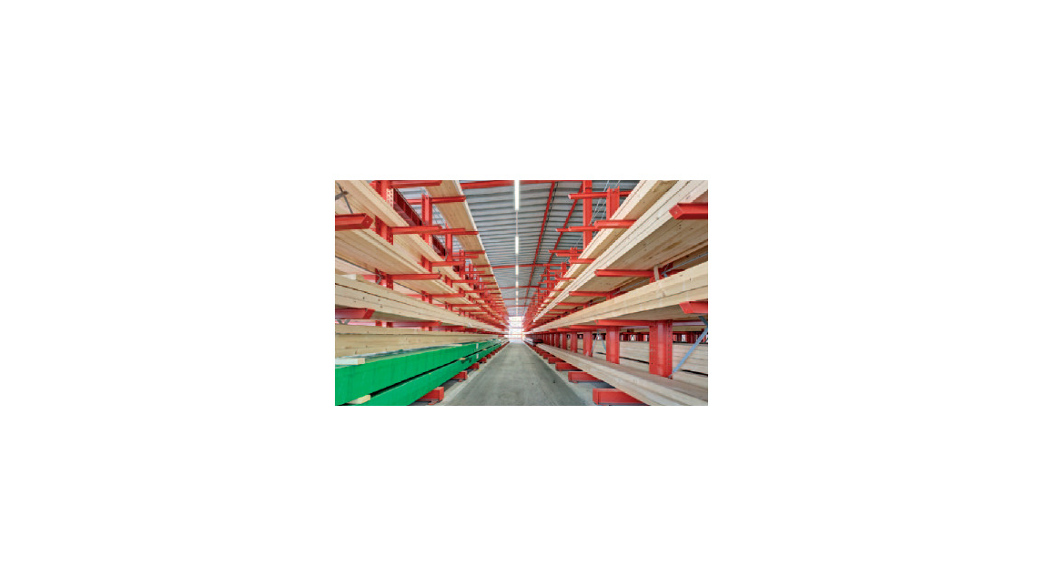 Logo Cantilever Storage Solutions for the Timber Trade