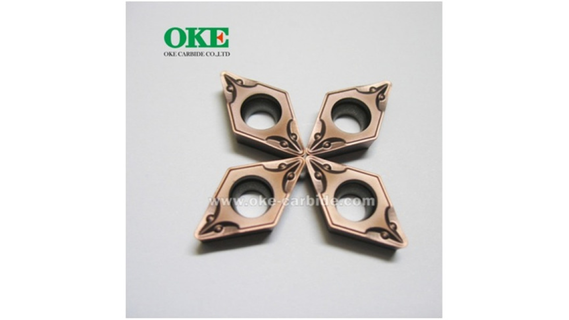 Logo Indexable Carbide Turning Inserts