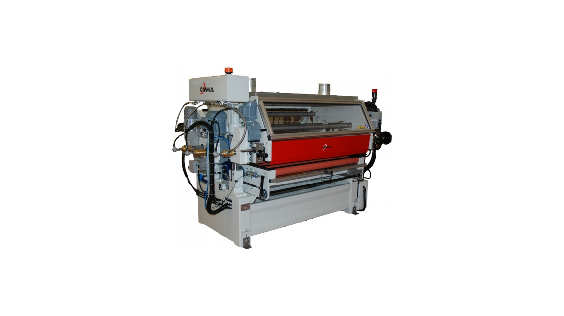 Logo Spreader machines for hot melt -  HGS_RC (Hot Melt)
