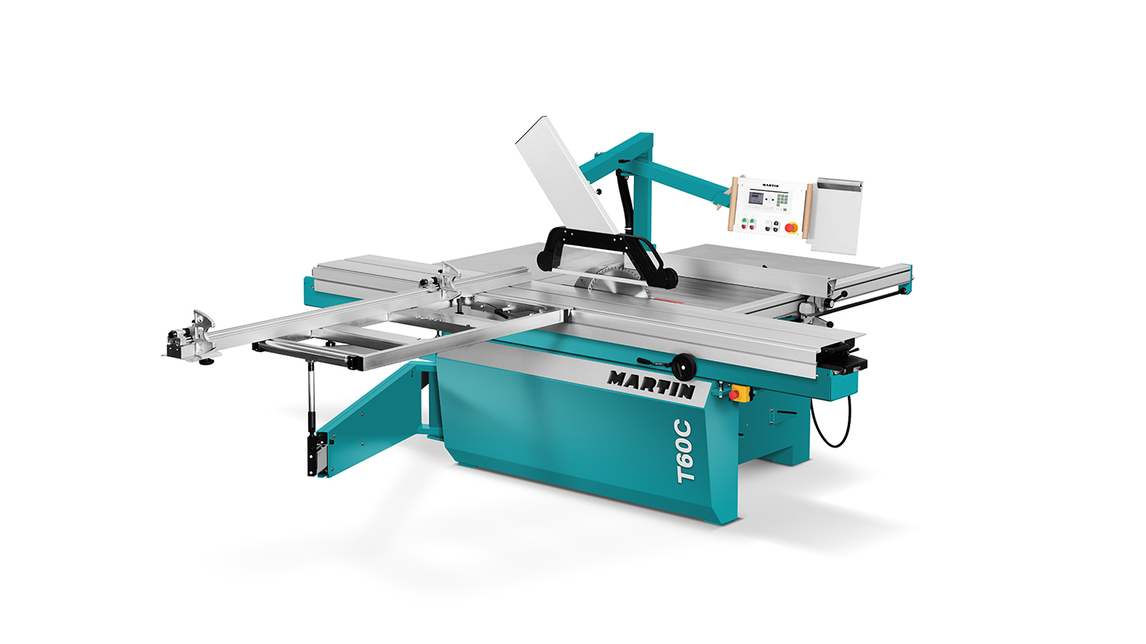 Logo MARTIN Sliding table saw T60C