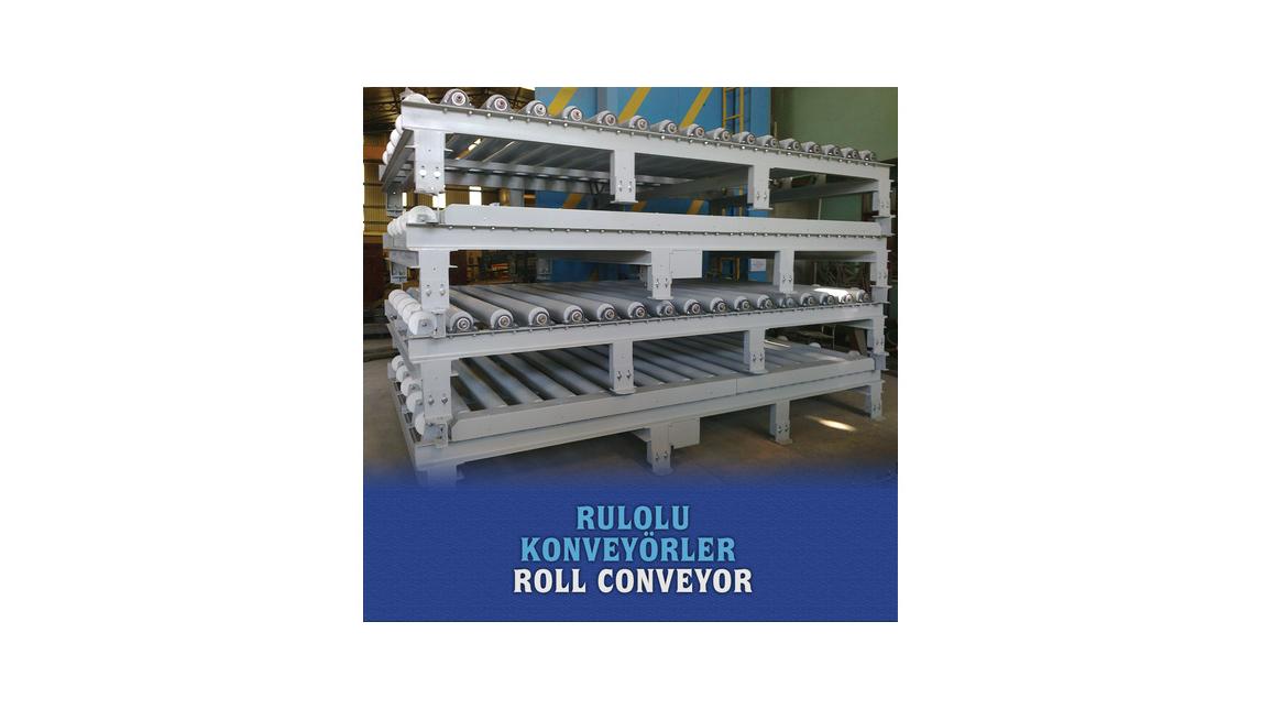 Logo Roll Conveyor