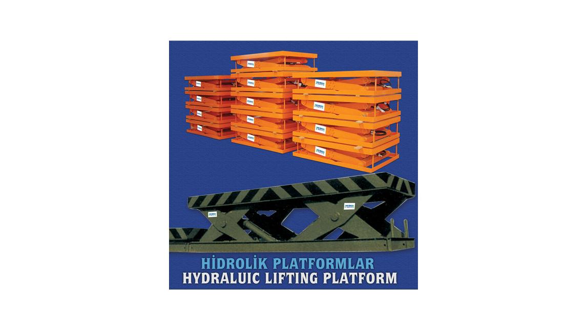 Logo Hydraulic Platform