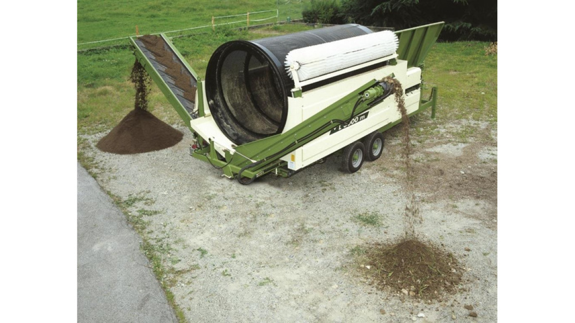 Logo Compost range