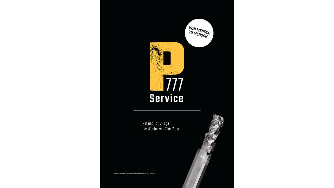 Logo P777