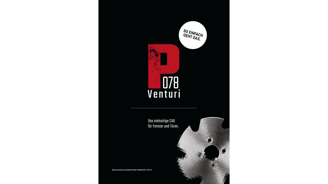 Logo P078 Venturi