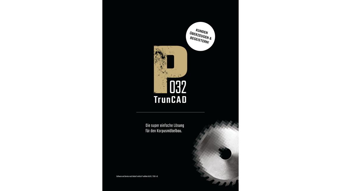 Logo P032 TrunCAD