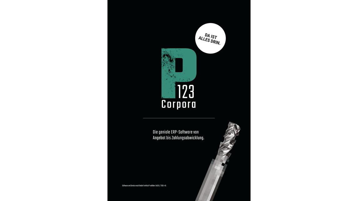 Logo P123 Corpora