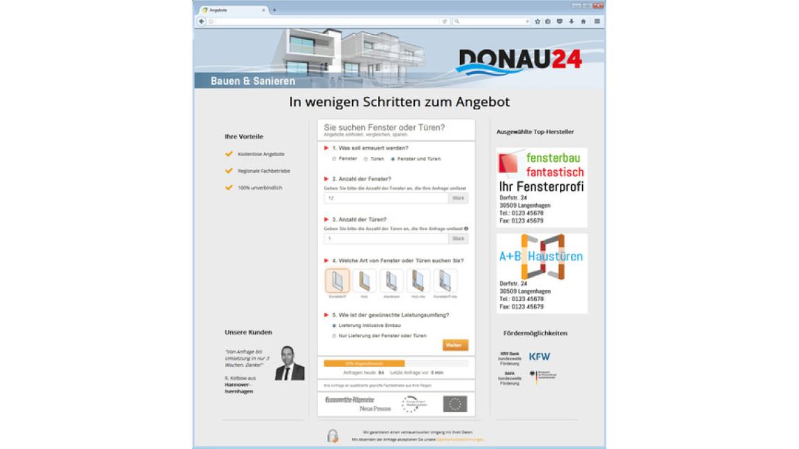 Logo Donau24