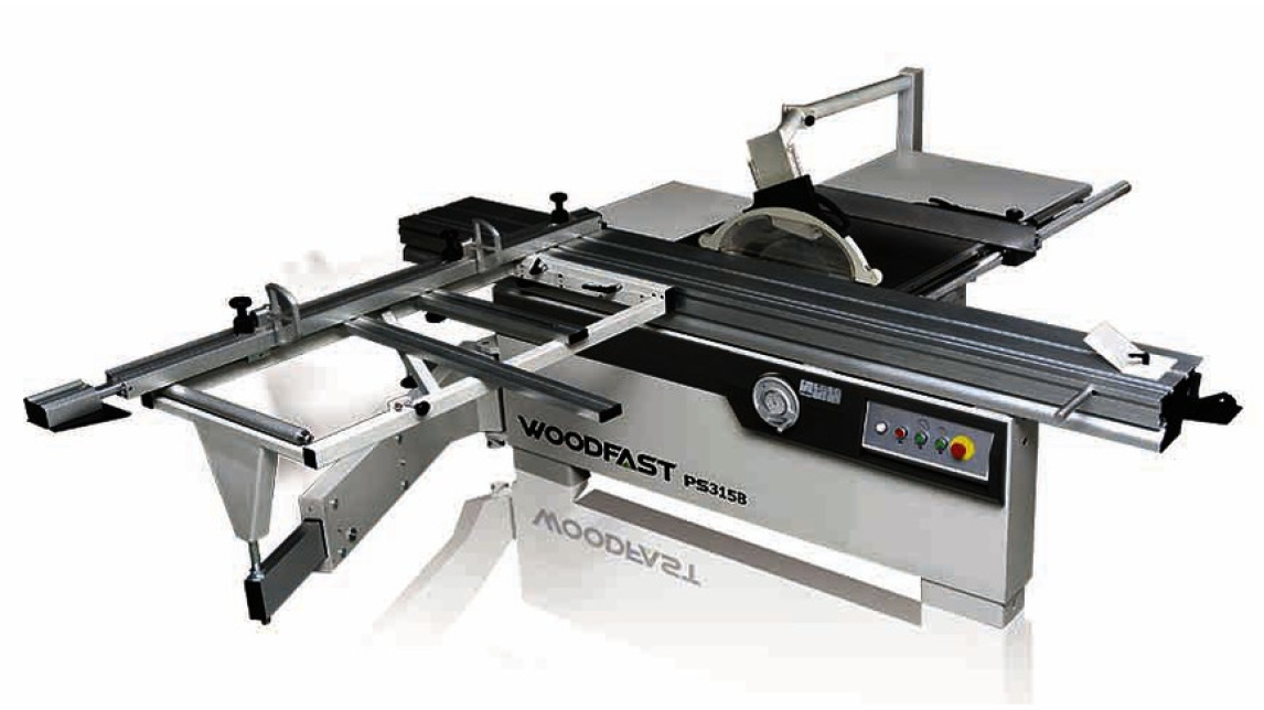 Logo Woodfast Panel Saw