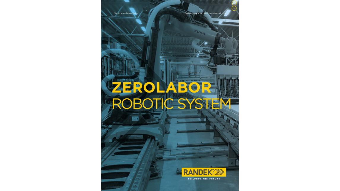 Logo Zerolabor Roboter System