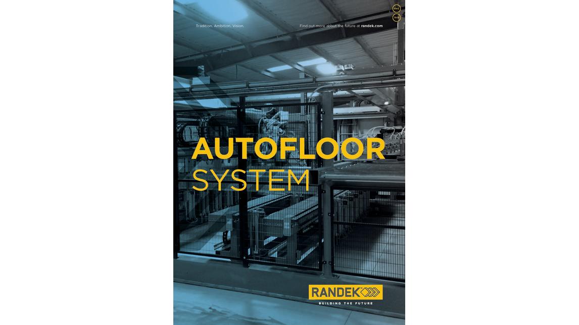Logo Autofloor System