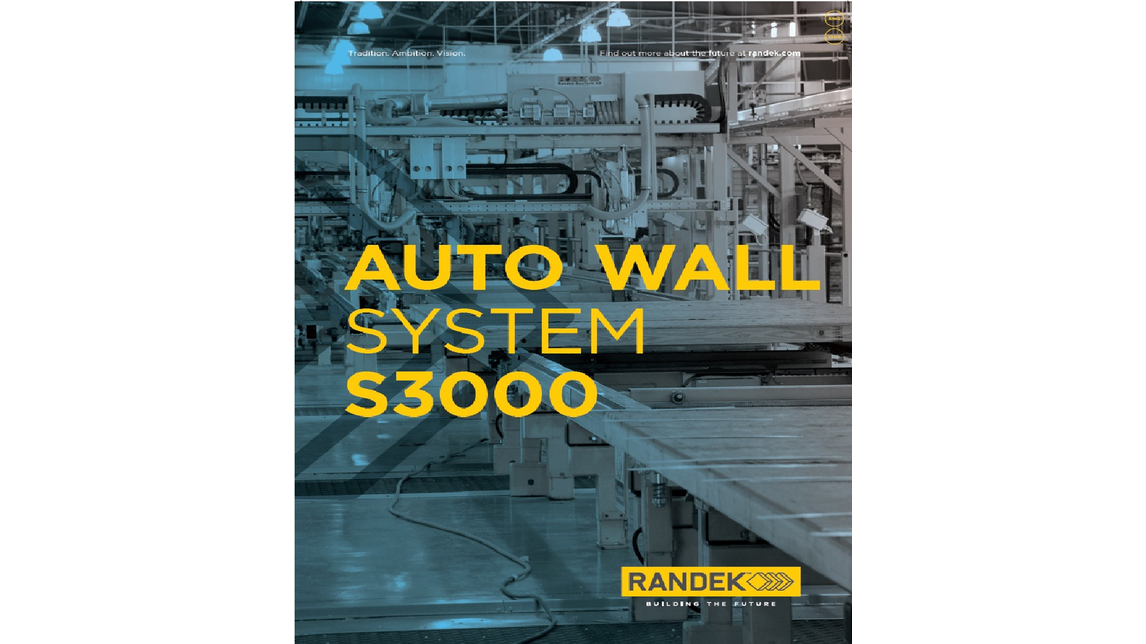 Logo AutoWall System
