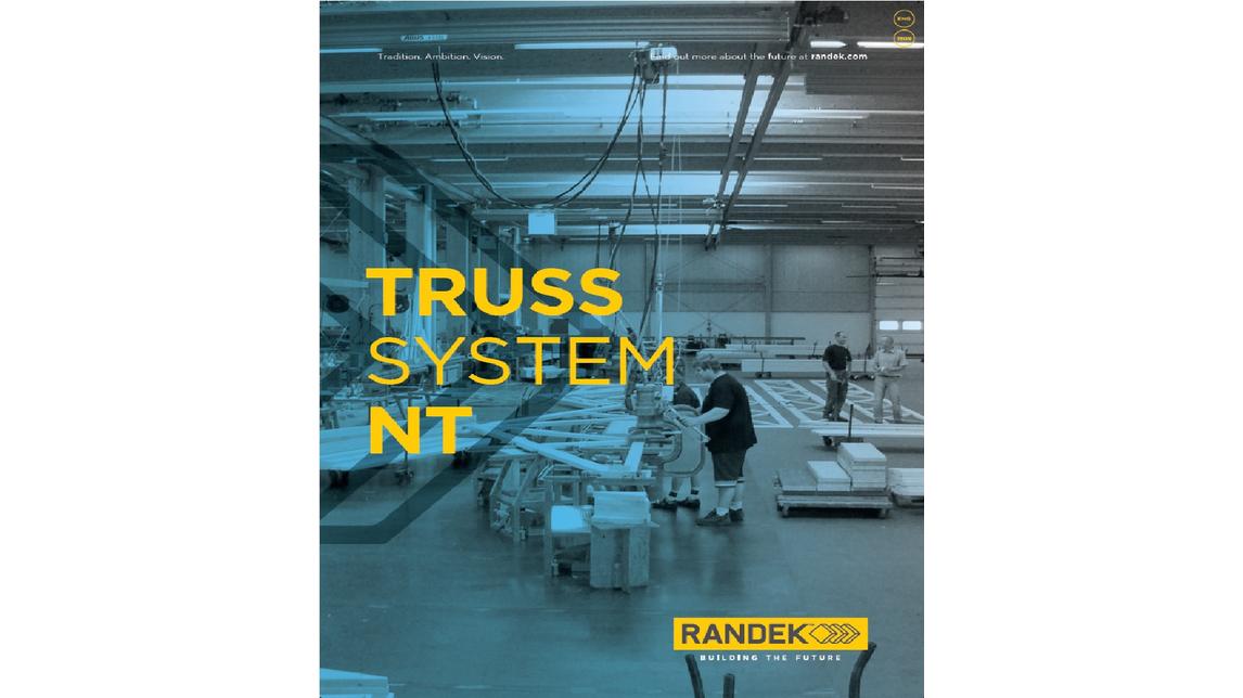 Logo Truss System NT