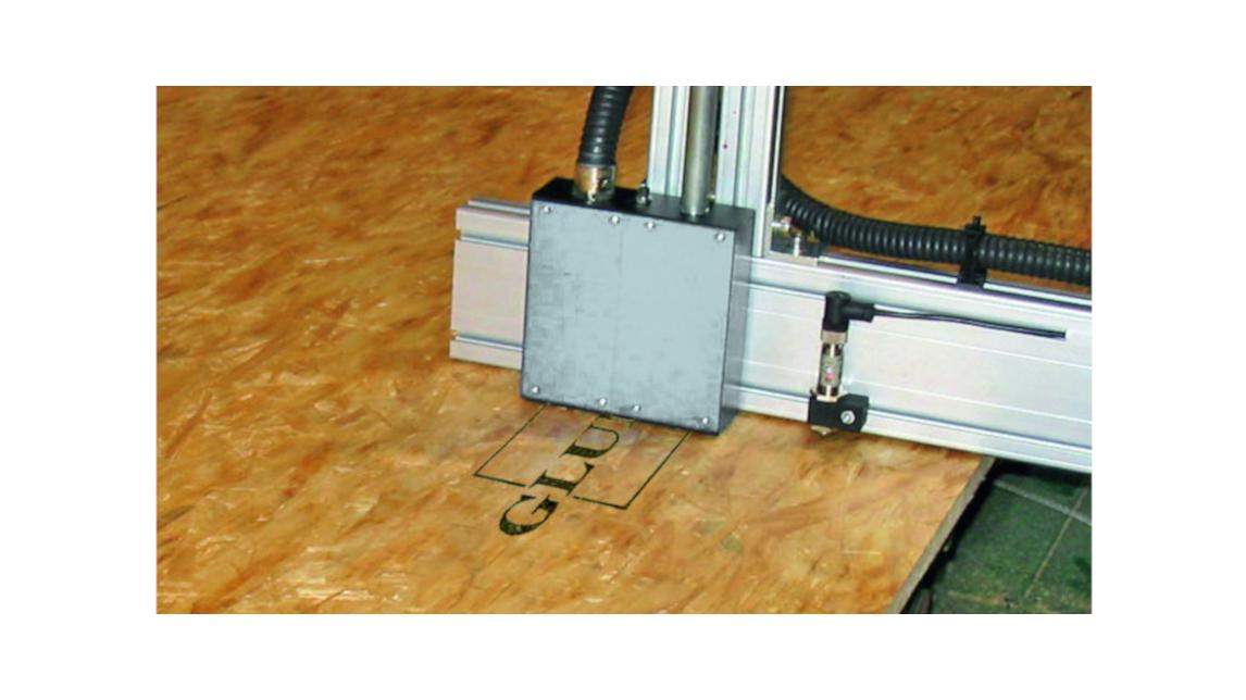 Logo Hochauflösende Tintenstrahldrucker (Piezo)