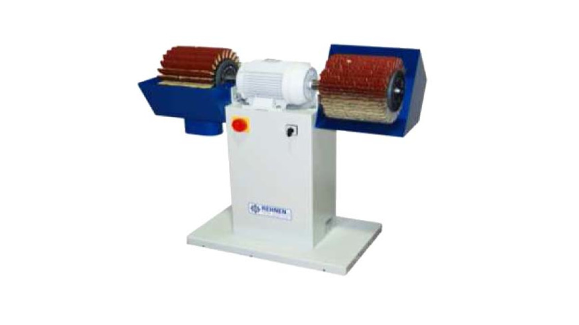 Logo sanding an polish machine PSM-1