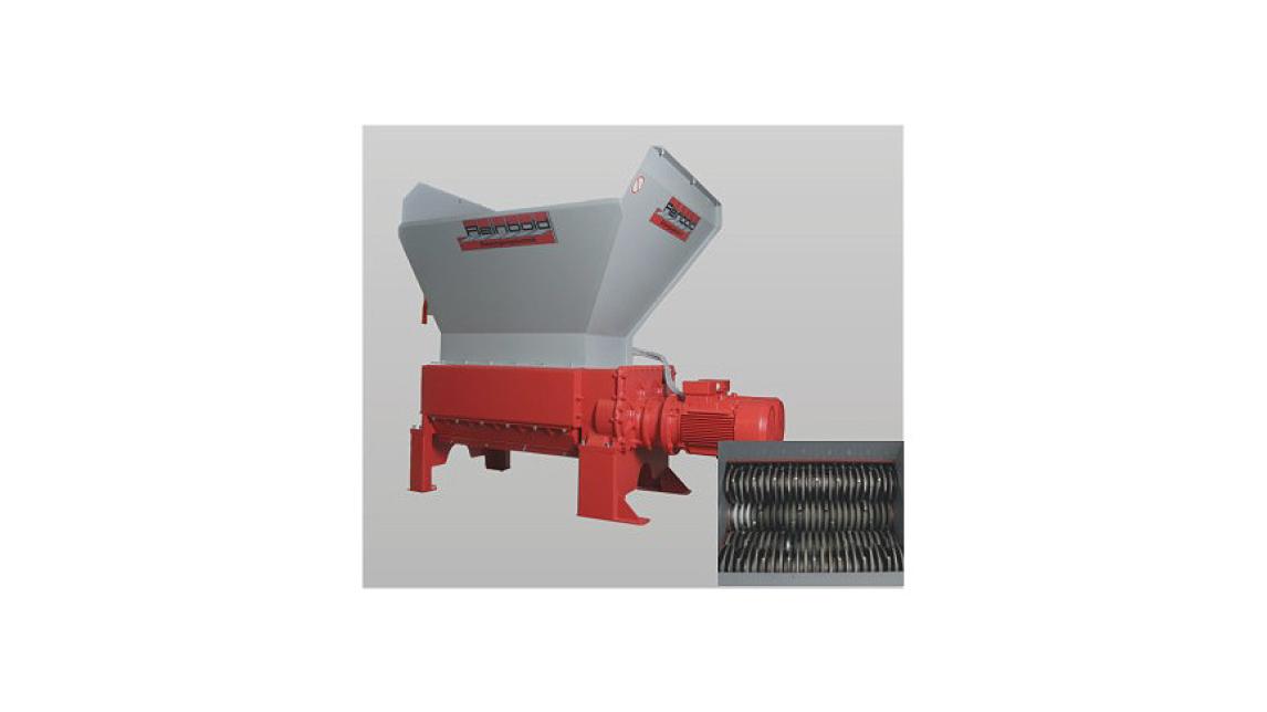 Logo Multi-shaft-shredder RMZ 500-1000