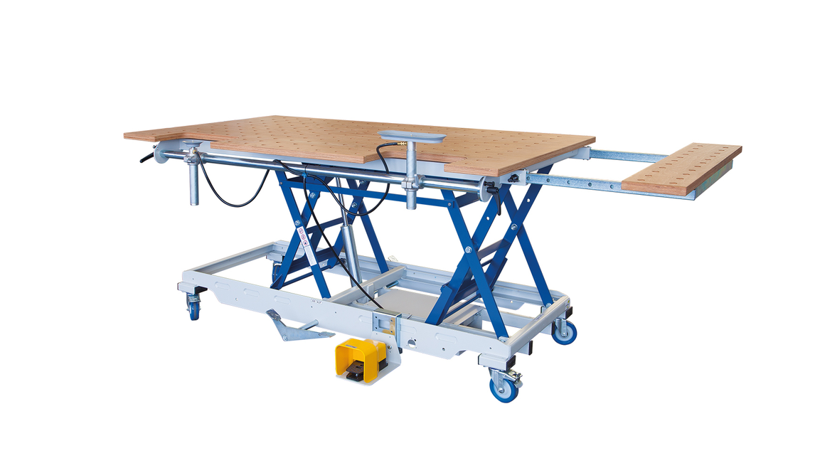 Logo Niveau Workbenches/lifting tables HS 300 - 2000 large