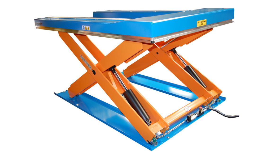 Logo TransLift lifting tables