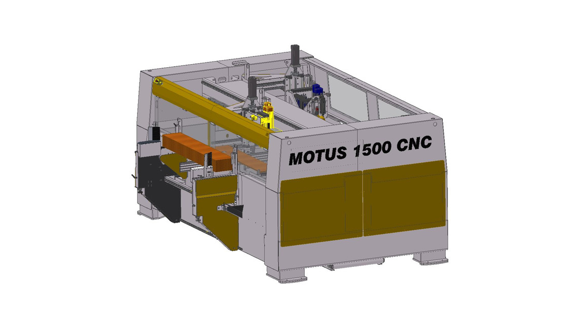 Logo RILESA Motus CNC 1500