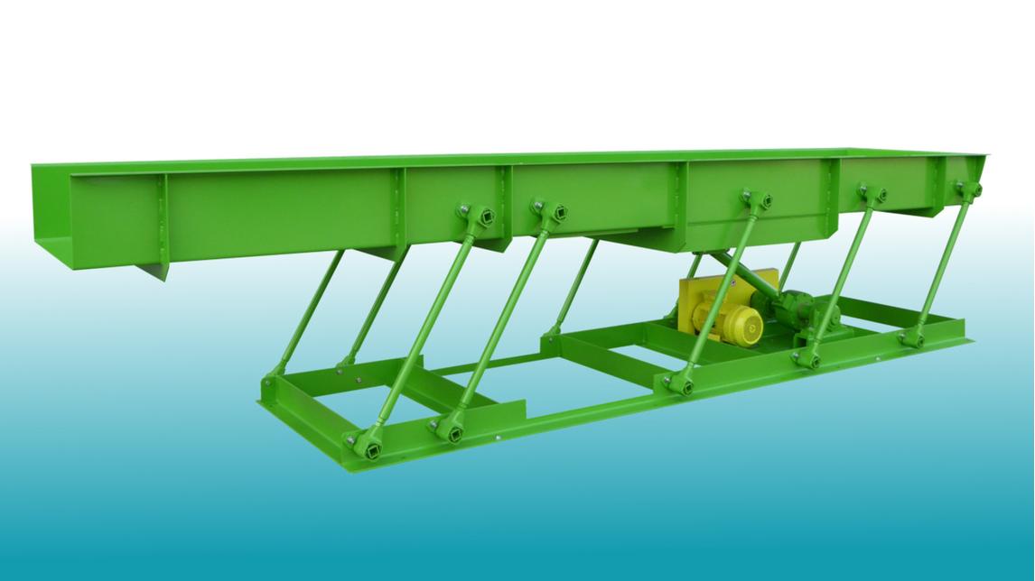 Logo Vibrating conveyors