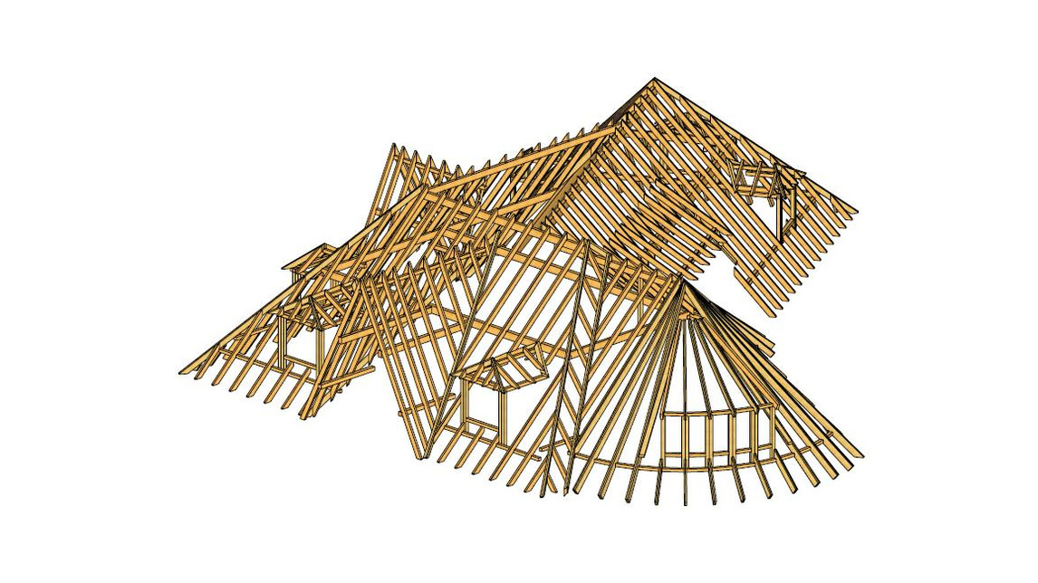 Logo 3D-CAD/CAM roof-design