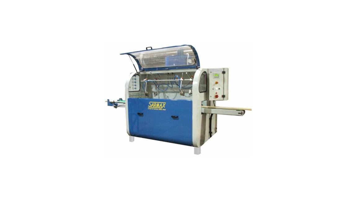 Logo Spritzmaschine