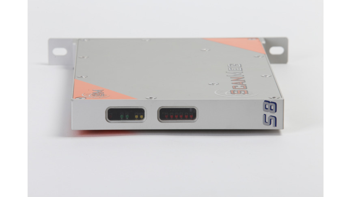 Logo High speed single-point laser (2 camera)