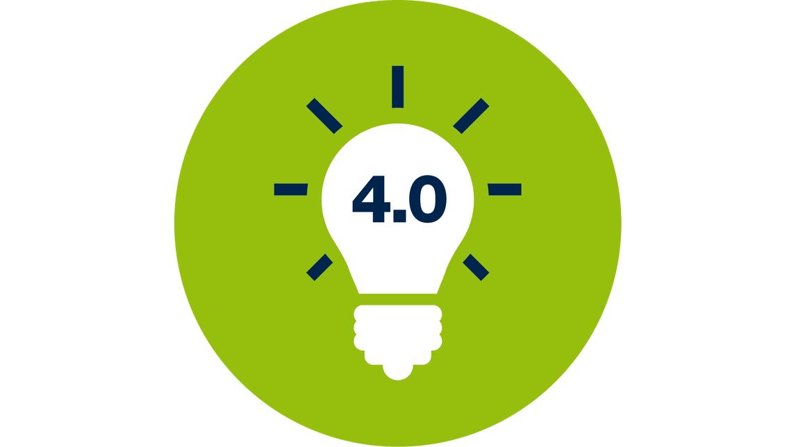 Logo Industrie 4.0 Power Workshop