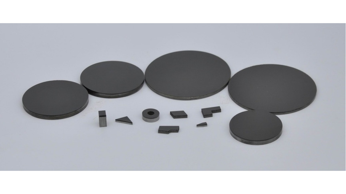 Logo PCD&PCBN cutting tool blanks