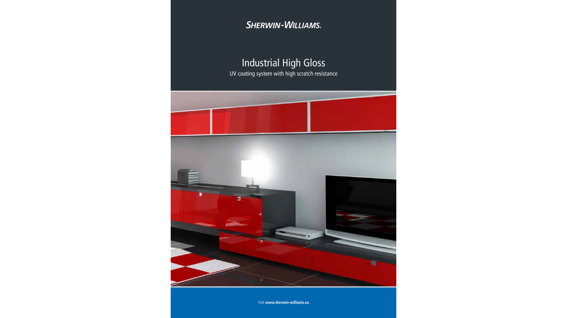Logo Industrial High Gloss