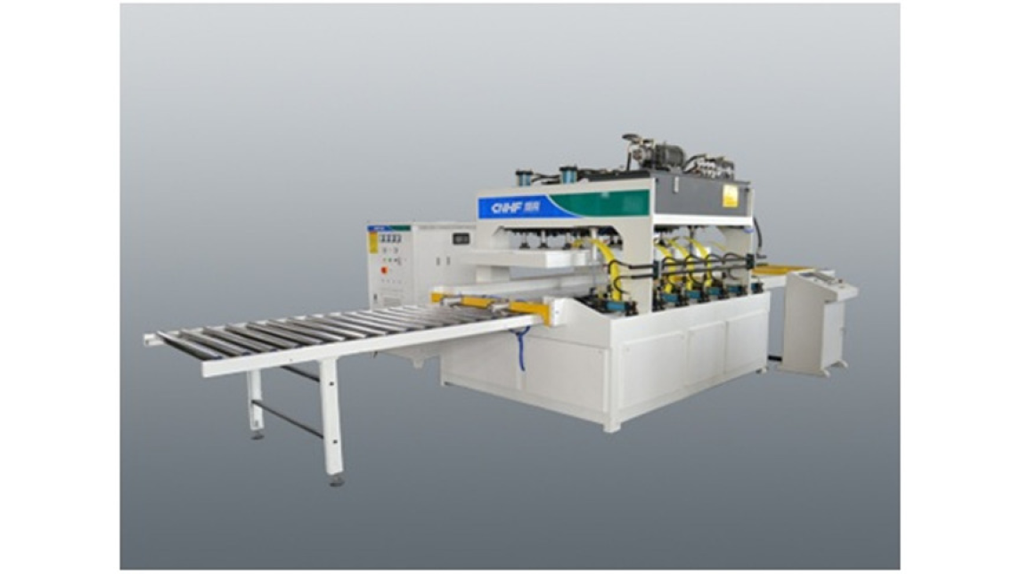 Logo High Frequency Board Jointing Machine