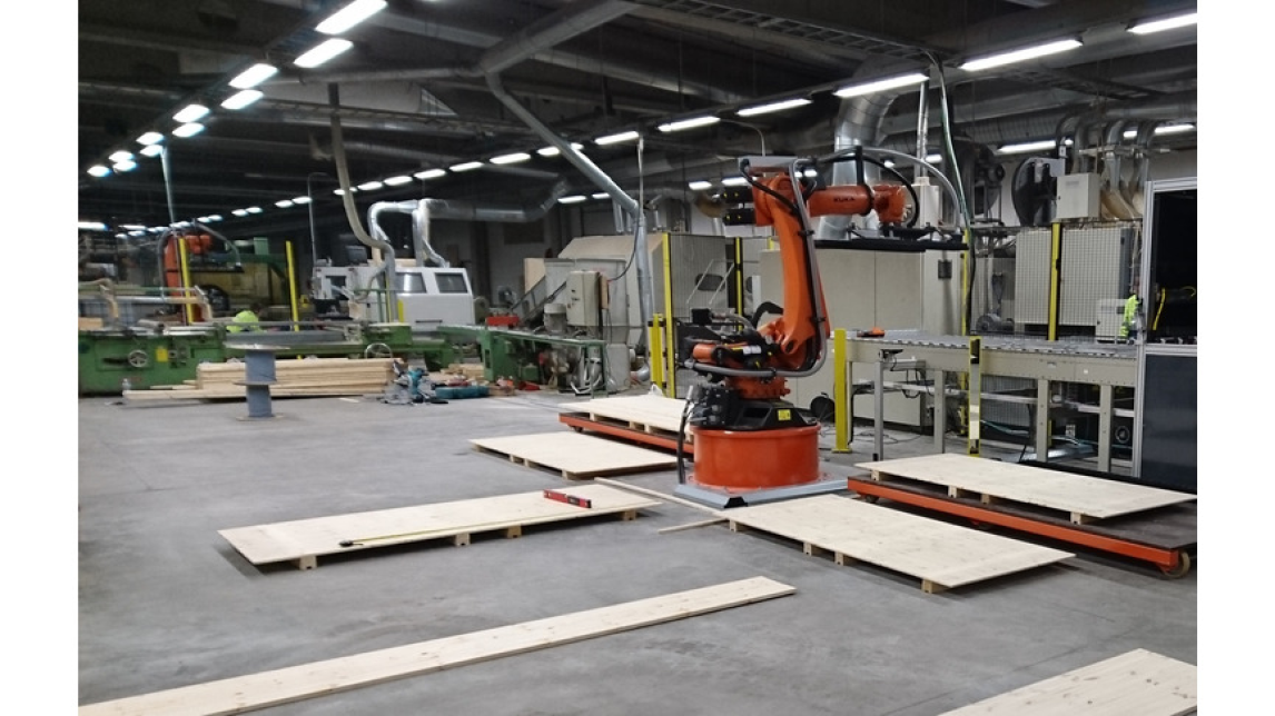 Logo Robot Palleting