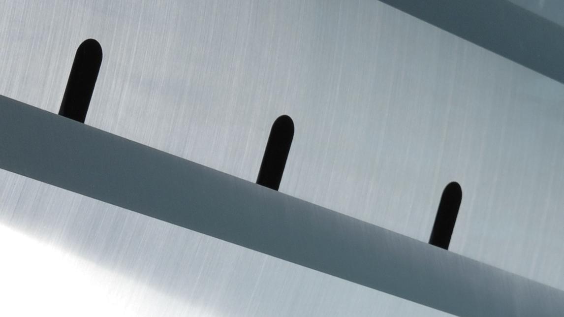 Logo Knives for veener & plywood