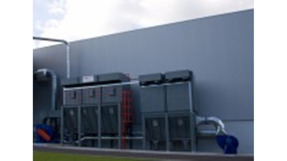 Logo Industrial Dedusting
