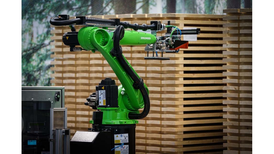 Logo Robotic Lableling System