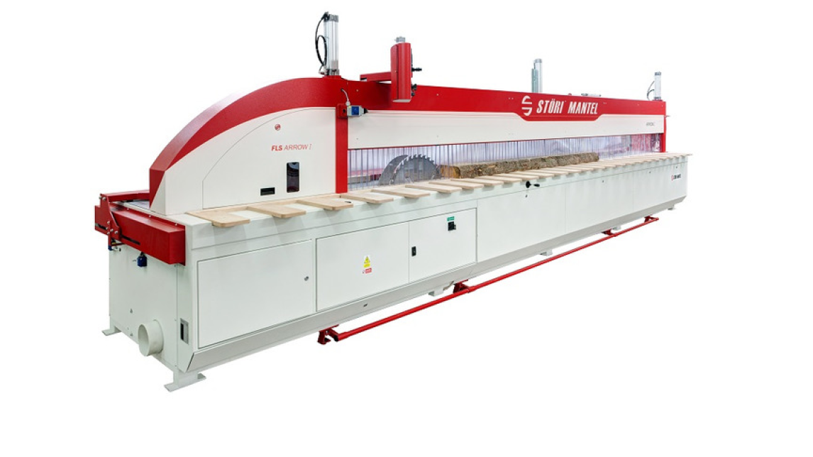 Logo Single Blade Rip Saw FLS 160 ECO