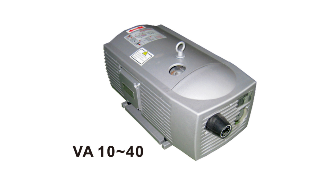 Logo Oil-lubrication Rotary Vacuum Pump