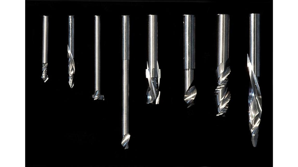 Logo Schaftfräswerkzeuge aus Hartmetall und Spezialstahl
