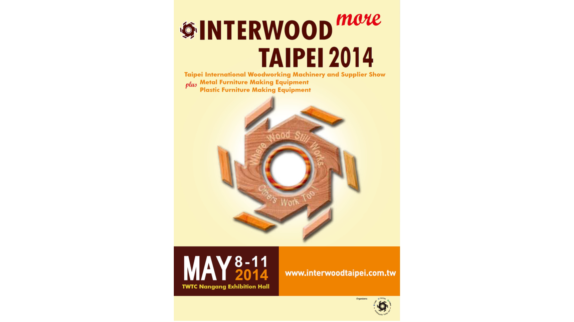 Logo INTERWOOD TAIPEI 2014