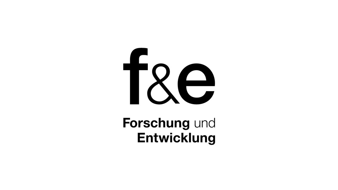 Logo Abteilung F&E - Forschung & Entwicklung